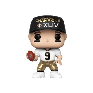Funko POP! Football: Saints - Drew Brees [Super Bowl]