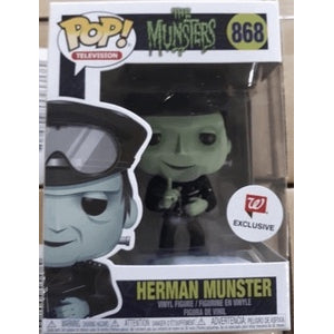 Funko POP! Television: The Munsters - Herman Munster (Walgreens)