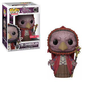 Funko POP! Television: The Dark Crystal Age Of Resistance - The Chamberlain(Target)