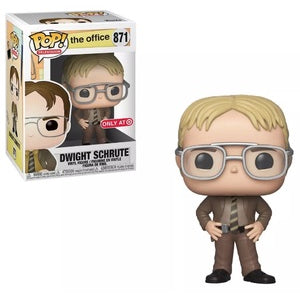 Funko POP! Television: The Office - Dwight Schrute (Target)