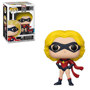 Funko POP! Marvel 80 Years - Ms. Marvel (2019 NYCC/Shared)