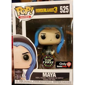 Funko POP! Games: Borderlands 3 - Maya (Chase) (Game Stop)