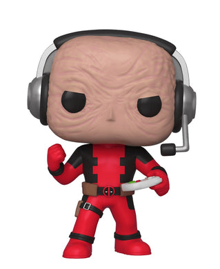 Funko POP! Marvel: Deadpool (Gamer) (Game Stop) (Chase)