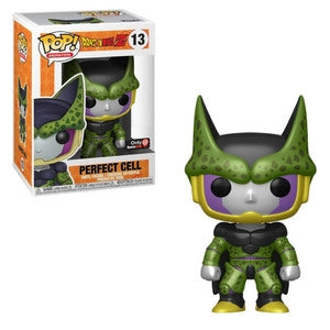 Funko POP! Animation: Dragon Ball Z - Perfect Cell (Game Stop)