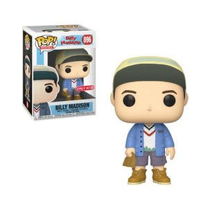 Funko POP! Movies: Billy Madison - Billy Madison [Bag Lunch] (Target)