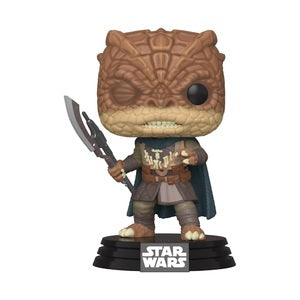 Funko POP! Star Wars: The Mandalorian - Trandoshan Thug (Walgreens)