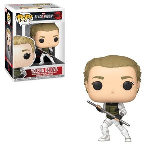 Funko POP! Marvel: Black Widow - Yelena Belova