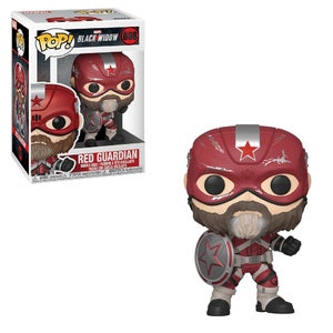 Funko POP! Black Widow: Red Guardian