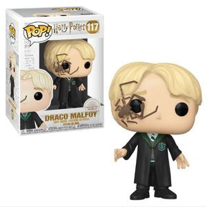 Funko POP! Harry Potter: Draco Malfoy [With Whip Spider]