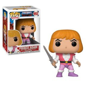 Funko POP! Television: Masters of The Universe - Prince Adam
