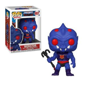 Funko POP! Television: Masters of The Universe - Webstor