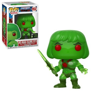 Funko POP! Television: Masters of The Universe - He-Man (ECCC)