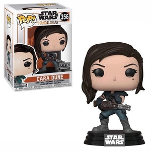 Funko POP! Star Wars: The Mandalorian - Cara Dune (FYE)