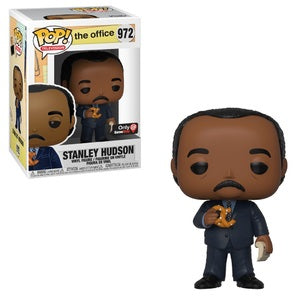 Funko POP! Television: The Office - Stanley Hudson (GameStop)