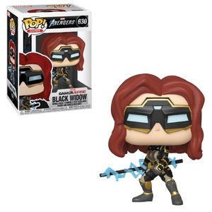 Funko POP! Games: Marvel Avengers - Black Widow