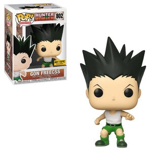 Funko POP! Animation: Hunter X Hunter - Gon Freecss (Hot Topic)