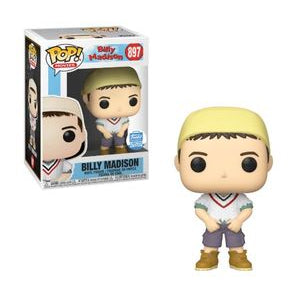 Funko POP! Movies: Billy Madison - Billy Madison White Sweater (Funko)