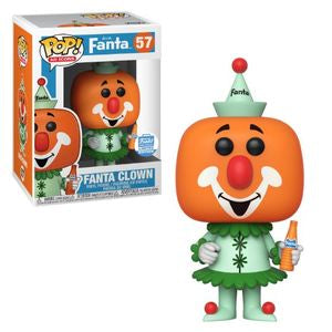 Funko POP! Ad Icons: Fanta - Fanta Clown(Funko)
