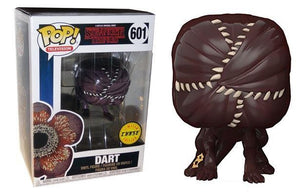 Funko POP! Television: Stranger Things- Dart (CHASE)