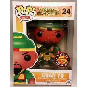 Funko POP! Asia: Three Kingdoms - Guan Yu (2015 Pop Asia)