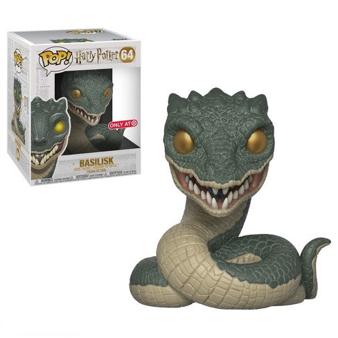 Funko POP! Harry Potter: Basilisk (Target)