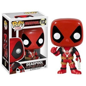 Funko POP! Deadpool: Deadpool