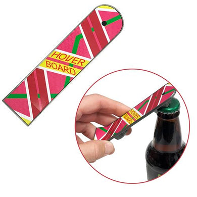 Back To The Future II Hover Board Bottle Opener