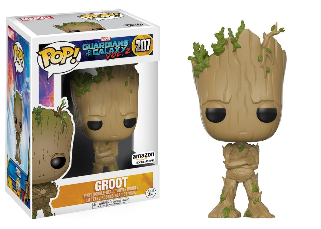 Funko POP! Guardians of Galaxy - Groot (Amazon)