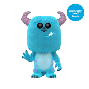 Funko POP! Disney: Monsters - Sulley Flocked (Amazon Exclusive)