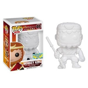 Funko POP! Asia: Monkey King (White Porcelin)