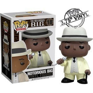 Funko POP! Rocks: The Notorious B.I.G. - Notorious BIG