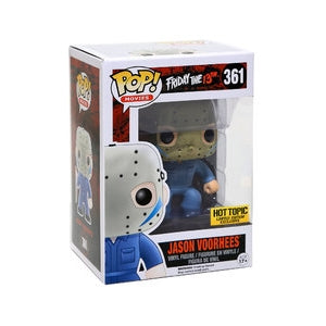 Funko POP! Movies: Friday the 13th - Jason Voorhees (Hot Topic)