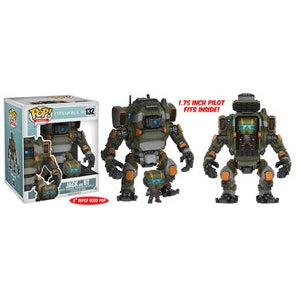 Funko POP! Games: Titanfall 2 - Jack & BT