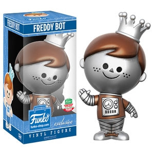 Funko Exclusive: Freddy Bot