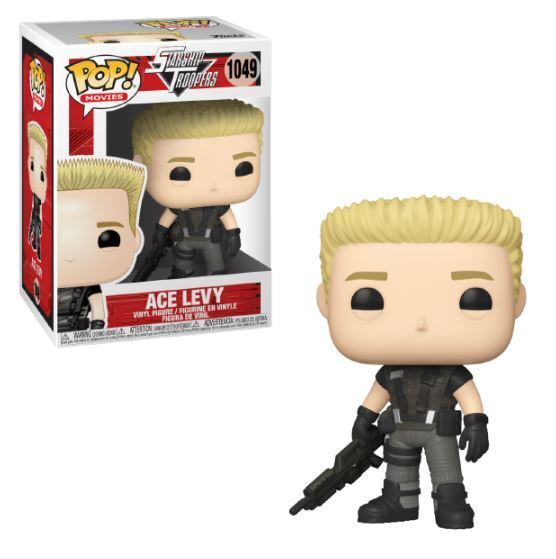 Funko POP! Movies: Starship Troopers - Ace Levy
