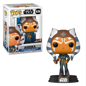 Funko POP! Star Wars - Ahsoka [Mechanic] (GameStop)
