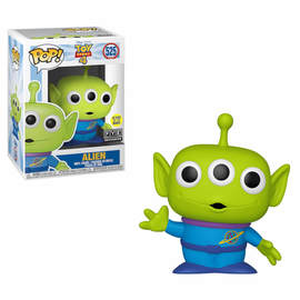 Funko POP! Disney: Toy Story 4 - Alien (GiTD) (FYE)