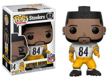 Funko POP! Football: Steelers - Antonio Brown(Away Jersey)
