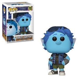 Funko POP! Disney Pixar: Onward - Barley Lightfoot