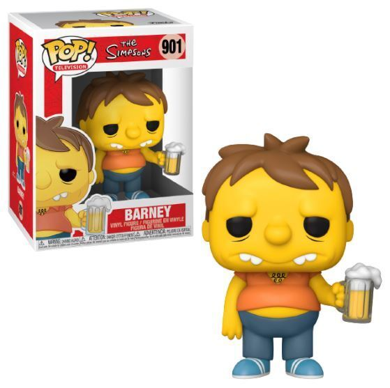 Funko POP! Television: The Simpsons - Barney Gumble