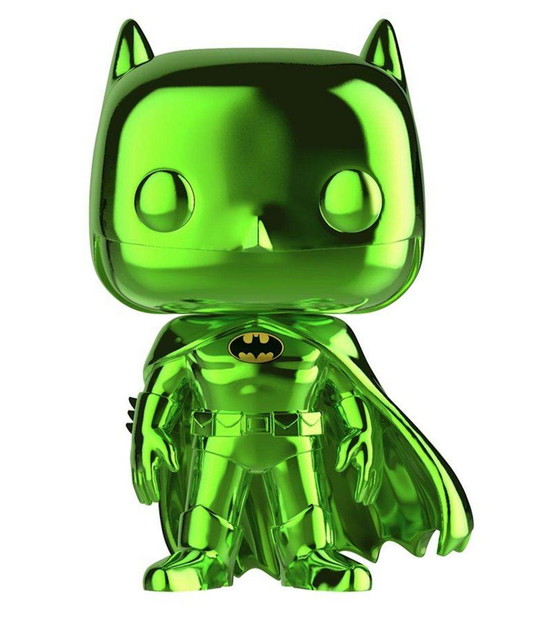 Funko POP! Heroes: DC Super Heroes - Batman (2018 Spring Convention/Shared)