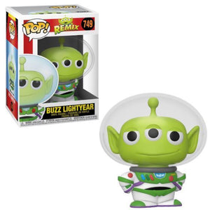 Funko POP! Remix: Buzz Lightyear
