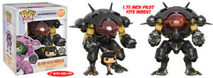 Funko POP! Games: Overwatch - D.VA w/ Meka (Blizzard)