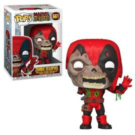 Funko POP! Marvel Zombies: Zombie Deadpool