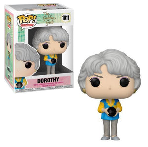 Funko POP! Television: The Golden Girls - Dorothy [Bowling]