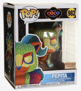 Funko POP! Disney Pixar: COCO - Pepita (Box Lunch) (GiTD)