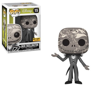 Funko POP! Disney: Jack Skellington (Hot Topic)