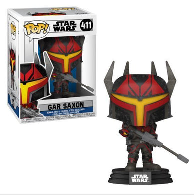 Funko POP! Star Wars: Gar Saxon