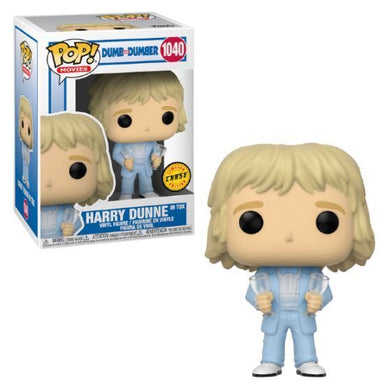 Funko POP! Movies: Dumb & Dumber - Harry Dunne  (Chase)