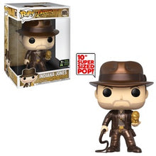 Load image into Gallery viewer, Funko POP! Indiana Jones 10 inch (Disney)(ECCC)(Damaged Box)